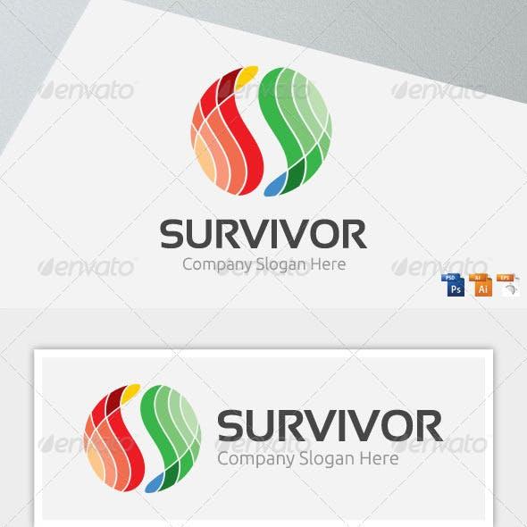 Survivor Logo Templates From Graphicriver
