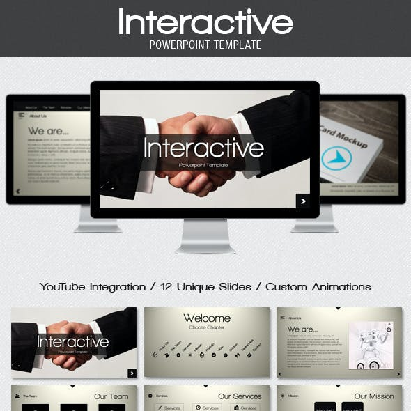 Youtubers Powerpoint Presentation Templates From Graphicriver