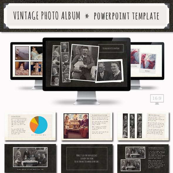 1920s presentation templates from graphicriver