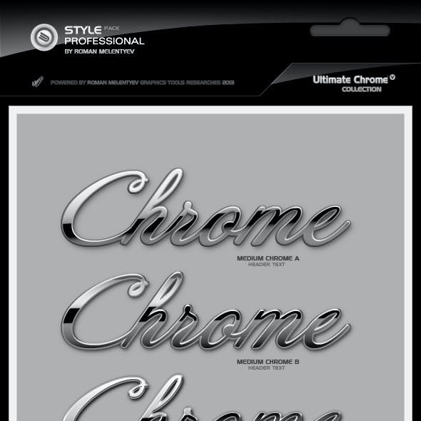 Ultimate Chrome Styles 2 Pro