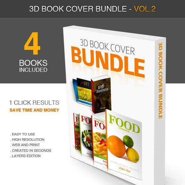 actions and ebook cover graphics designs templates