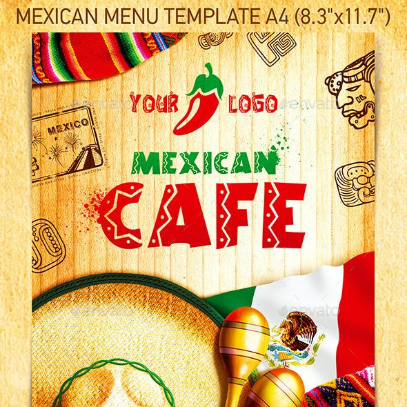 tacos flyer graphics designs templates from graphicriver