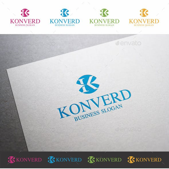 capital and k letter graphics designs templates