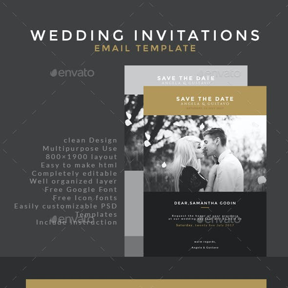 free email invitation template.html