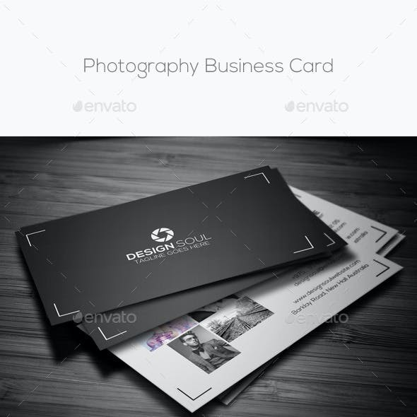 Photography Business Card Templates Designs From Graphicriver Page 3