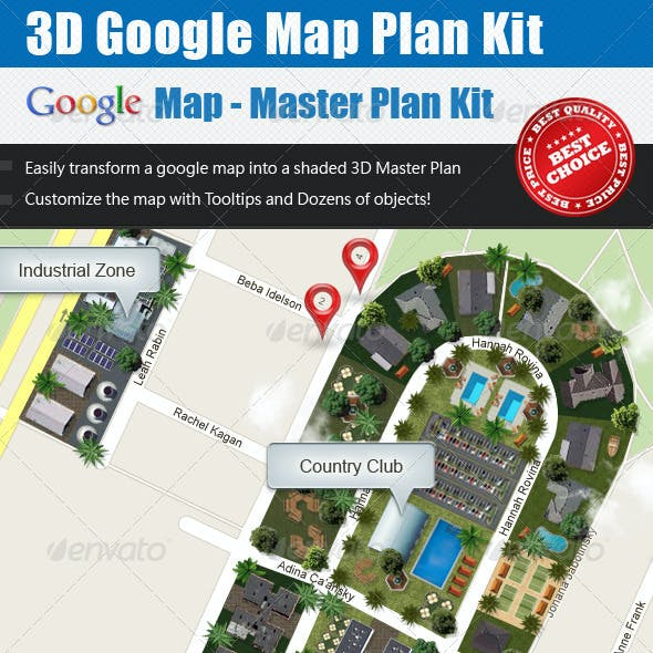 3D Master Plan Kit - Google Map by robbiewilliams | GraphicRiver on google maps street scene, virtual maps street view, google maps alabama usa, google maps overview, maps with street view, google maps delaware, google maps english, google maps helicopter, google street maps of homes, bing maps street view, google maps highway, google maps app, see your house street view, google maops, google earth man dragging dead body, mapquest 360 degree view, google area maps, google maps house, google maps of australia,