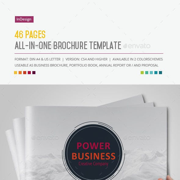 single page brochure graphics designs templates