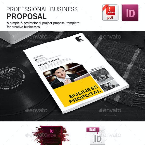 business proposal template graphics designs templates