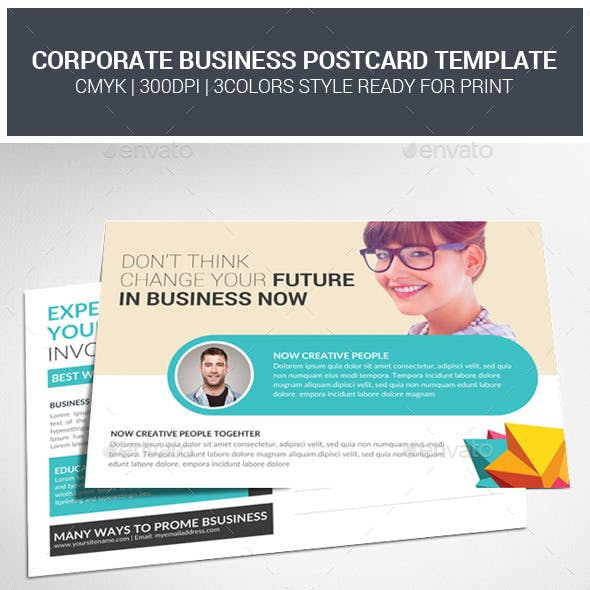 Postcard Template Real Estate Card Designs Invite Templates Page 4
