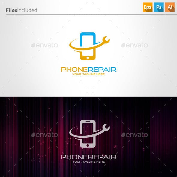 Vectorizer App Abstract Logos from GraphicRiver