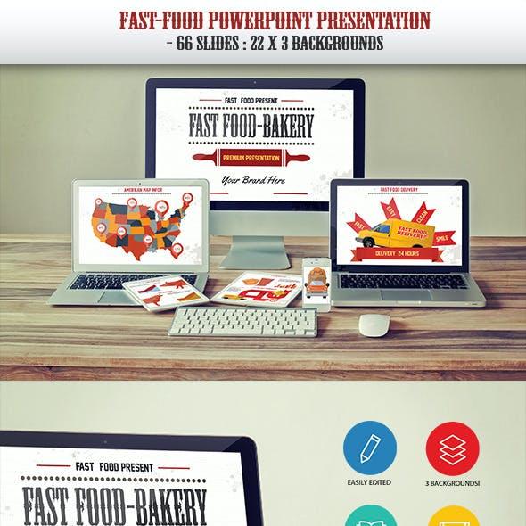 food presentation graphics designs templates