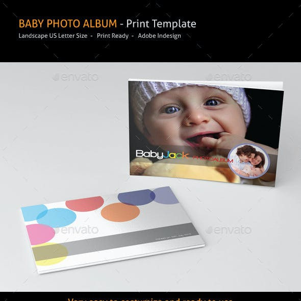 Photo Album Templates From Graphicriver Page 8