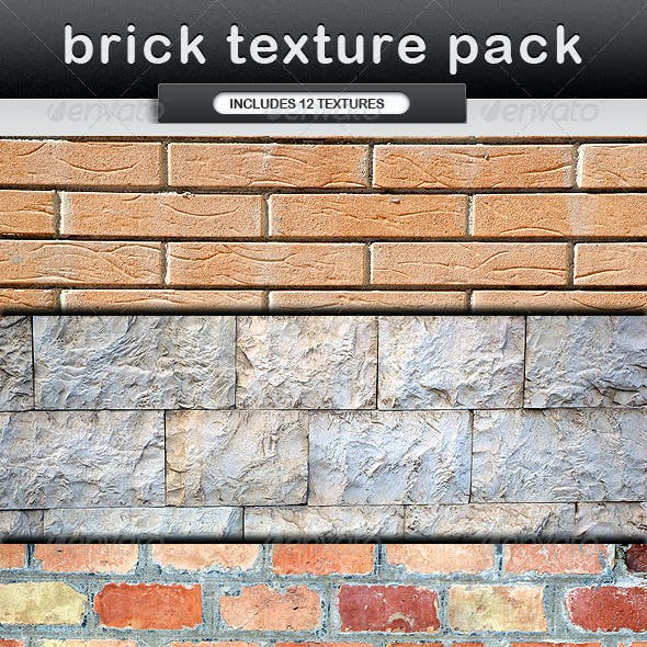 wall of bricks graphics designs templates from graphicriver