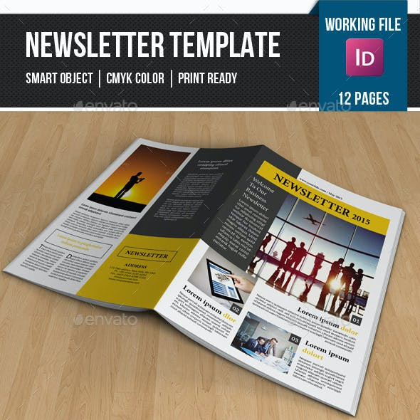modern newsletter templates from graphicriver page 7