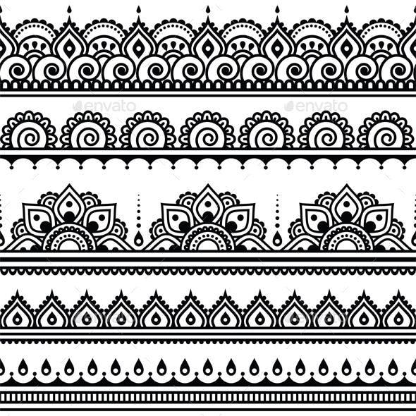 Hindi Mehndi Graphics Designs Templates From Graphicriver