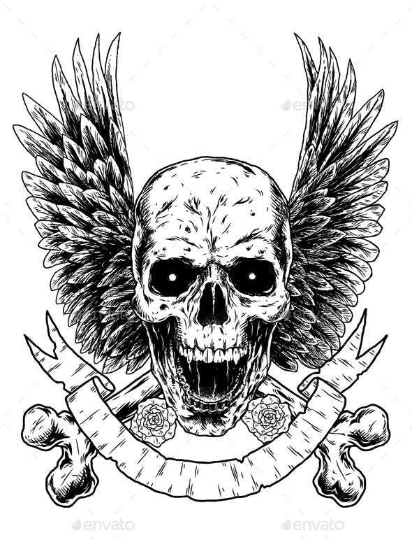 Free Skull Crossbones Icon 111643 Download Skull Crossbones Icon