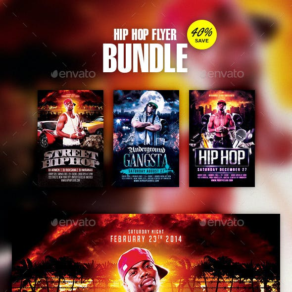 rap hip hop graphics designs templates from graphicriver