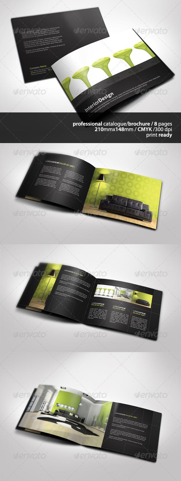 a5 brochure catalogue by 24beyond graphicriver