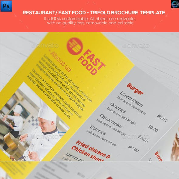 Food Brochure Templates From GraphicRiver Page 2