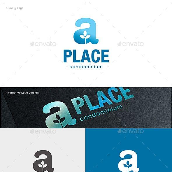condominium logo templates from graphicriver
