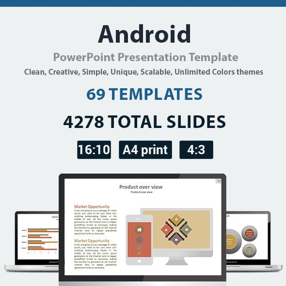 Android Presentation Templates From Graphicriver