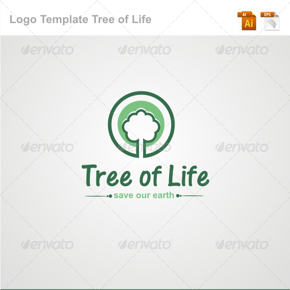tree of life graphics designs templates from graphicriver