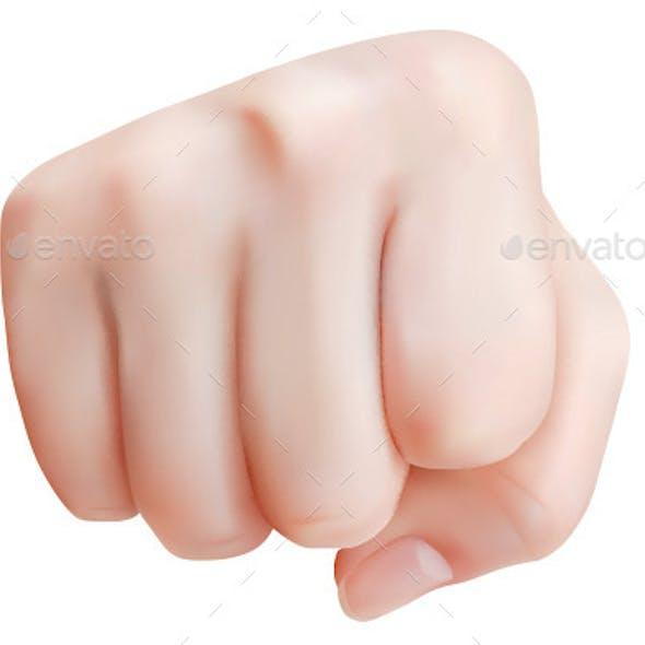 Fetish dudes double fist