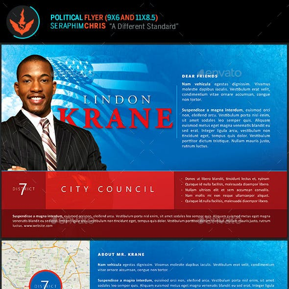 political graphics designs templates from graphicriver
