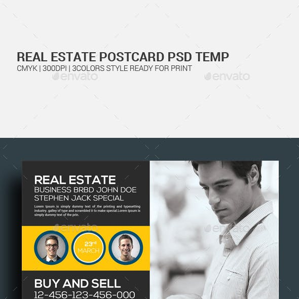 Real Estate Psd Graphics Designs Templates From Graphicriver
