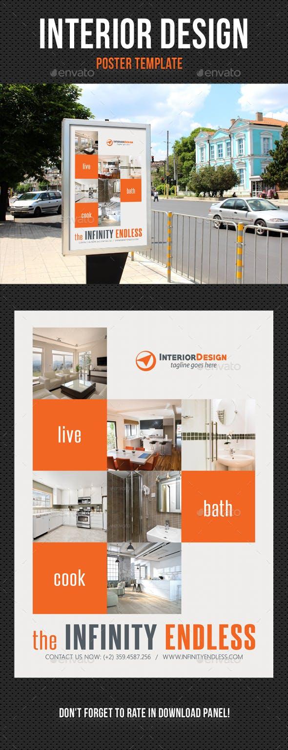 interior design poster template v01 by rapidgraf graphicriver