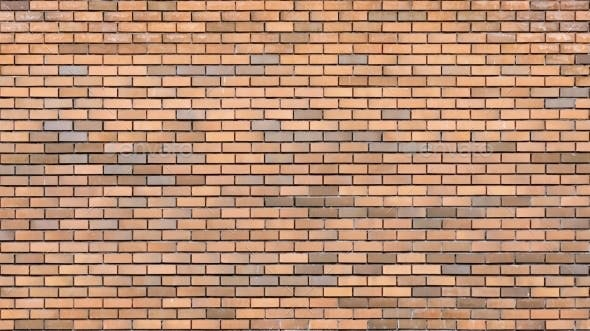 Red Brick Wall Walls Uniform Brickwork Stone Textures
