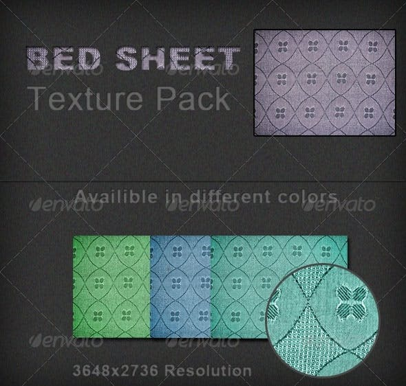 Bed Sheet Cloth Texture Pack By Mudi Graphicriver