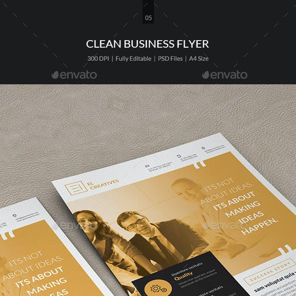 Hd Flyer Templates From GraphicRiver