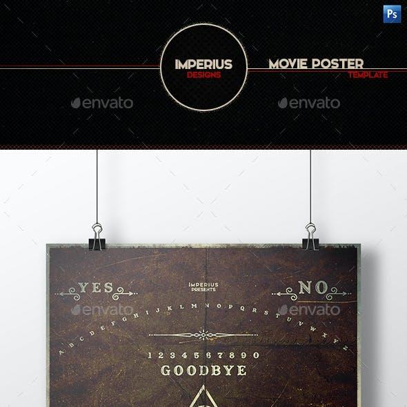 Ouija Board Movie Poster