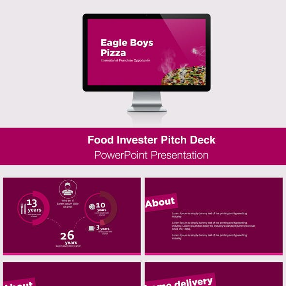 Achievement Ppt Presentation Templates from GraphicRiver