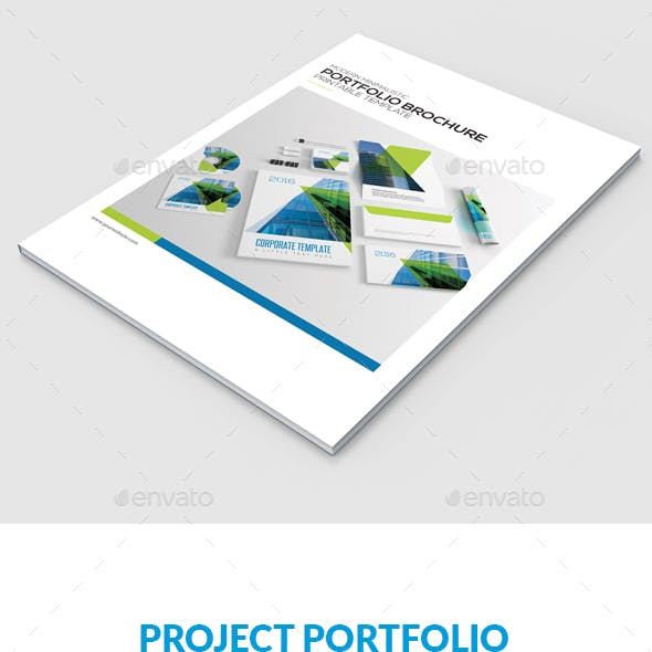portfolio template indesign graphics designs templates