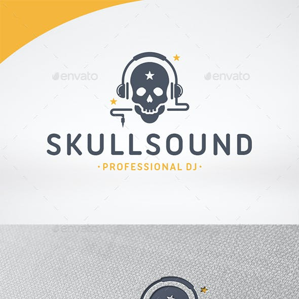 dj logo and shape logo graphics designs templates