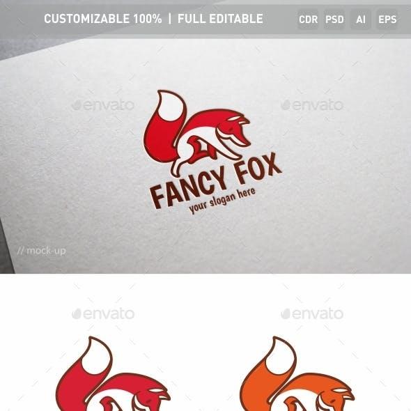 fox logo graphics designs templates from graphicriver