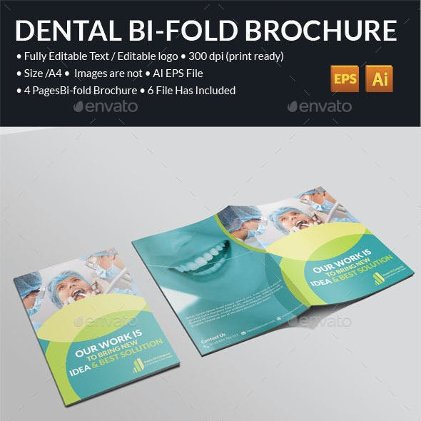 brochure template 8 pages graphics designs templates page 15