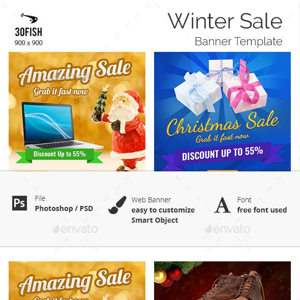 Ads Banner And Flat Graphics Designs Templates