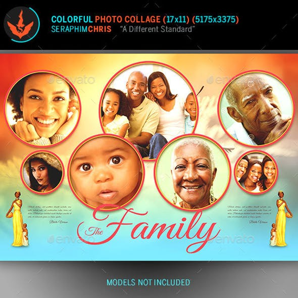 photo collage template graphics designs templates