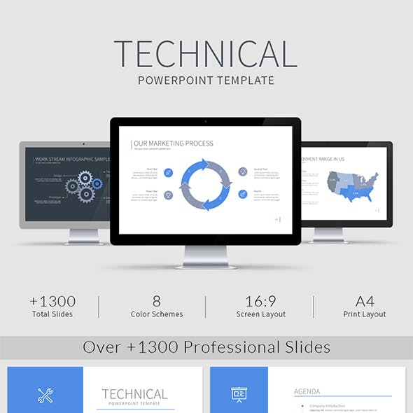 Technical Support Graphics Designs Templates Page 14