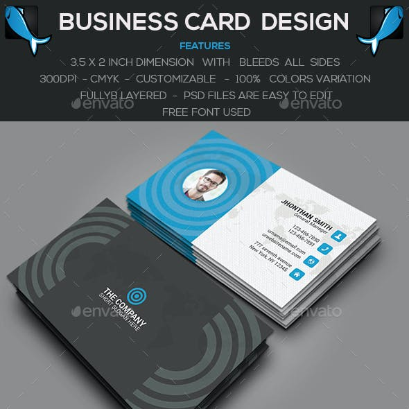 Business Creative Business Card Templates & Designs (Page 9)