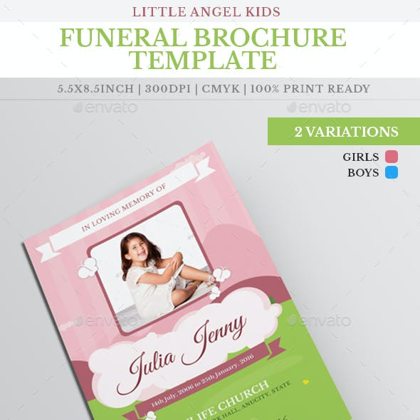 memorial service program graphics designs templates