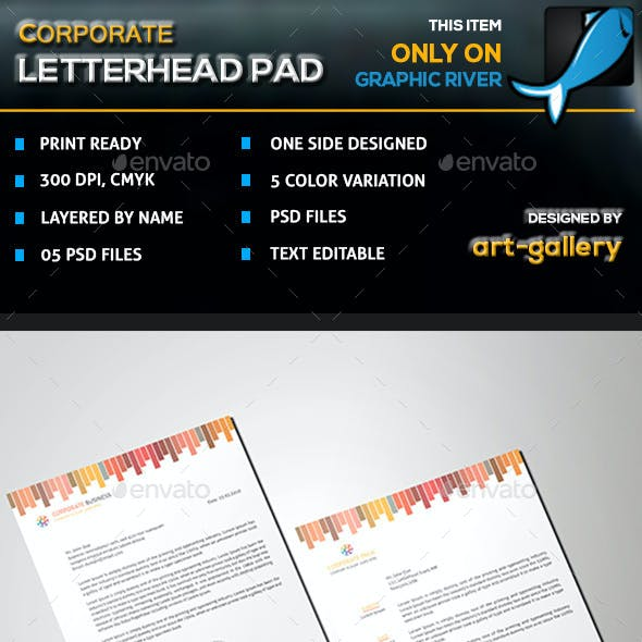 letterhead stationery and design templates from graphicriver page 59