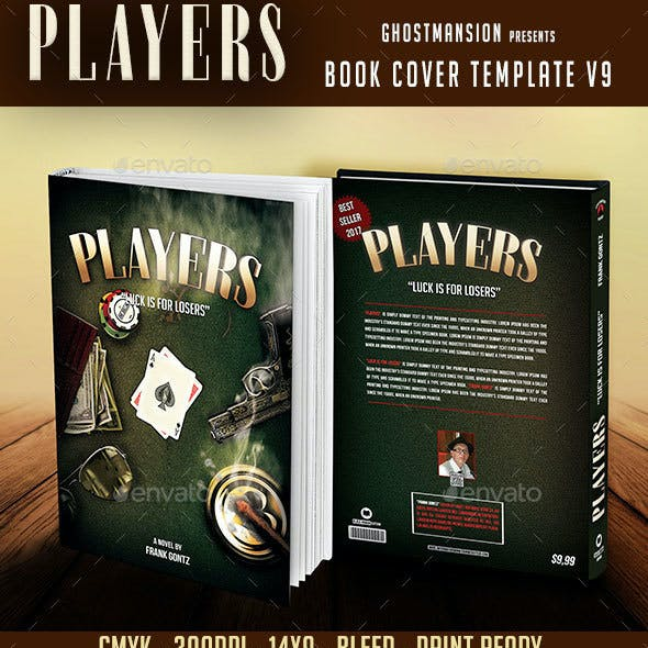 Book Cover Psd Graphics Designs Templates From Graphicriver