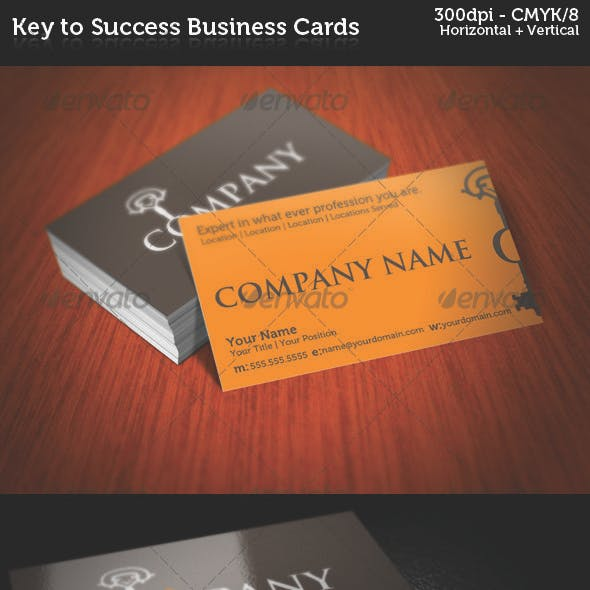 Elegant and key business card templates design date added colourmoves