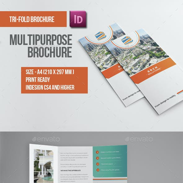 Health Brochure Templates From Graphicriver Page 9