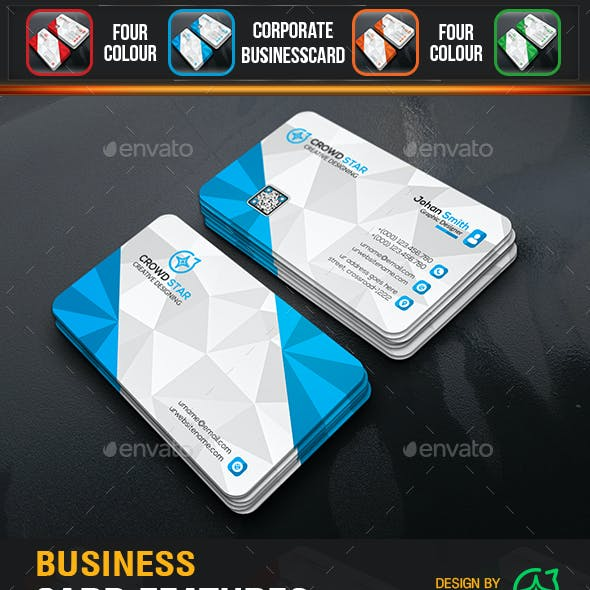 3d business card graphics designs templates from graphicriver corporate 3d business card accmission Image collections