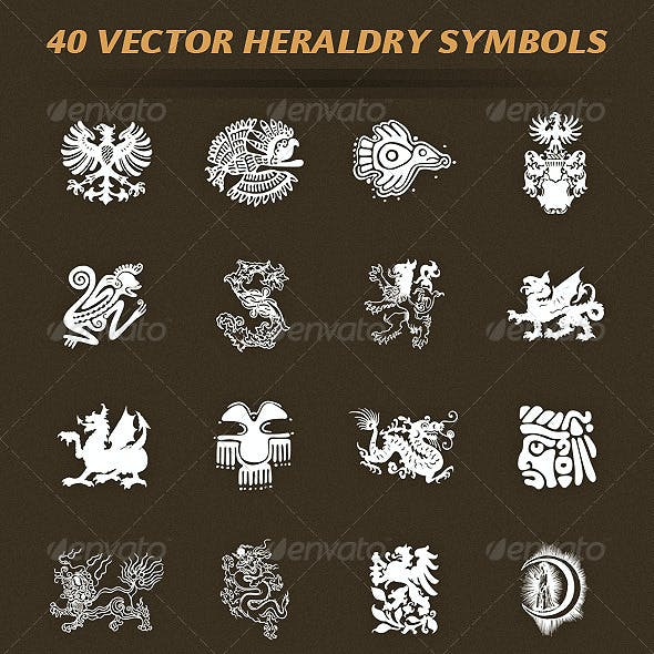 Heraldry Graphics Designs Templates From Graphicriver